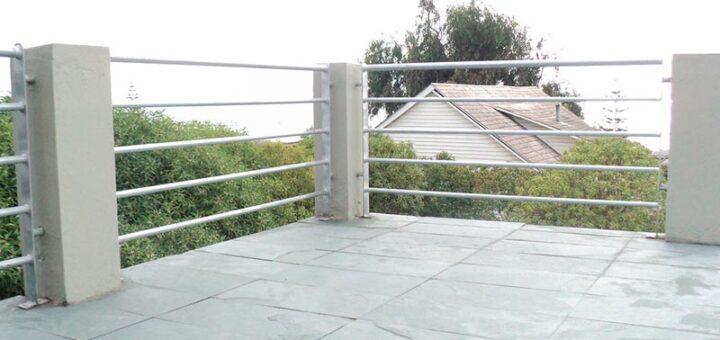 barandas de acero terrazas balcones cb metal