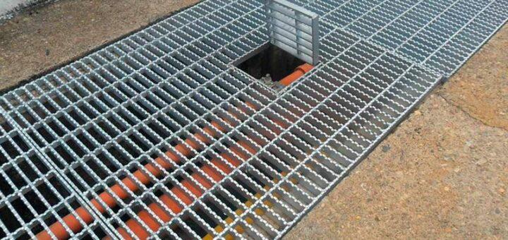 grating de acero aplicaciones útiles cbmetal